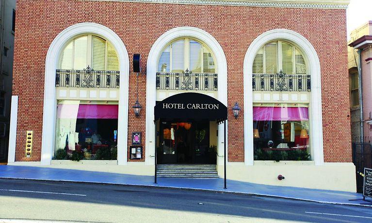 Hotel Carlton San Francisco